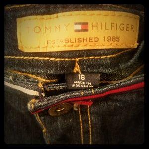 Tommy Hilfiger Brand Jeans